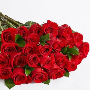 画像2: Two Dozen Long Stemmed Red Roses