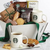 Starbucks Recharge and Renew Gift Basket