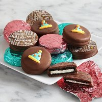 12 Chocolate Covered Birthday OREO® Cookies