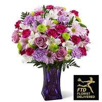 Purple Pop Bouquet (Premium)