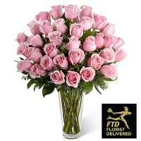 Pink Rose Bouquet (Ultimate)
