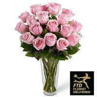 Pink Rose Bouquet (Deluxe)