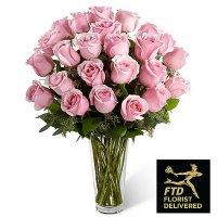 Pink Rose Bouquet (Premium)