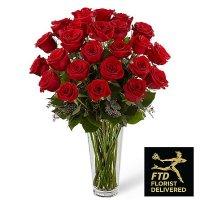 Red Rose Bouquet (Premium)