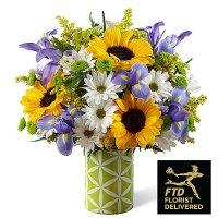 Sunflower Sweetness Bouquet(Premium)