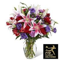 Stunning Beauty Bouquet(Premium)