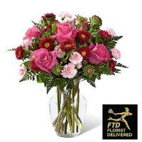 Precious Heart Bouquet(Deluxe)
