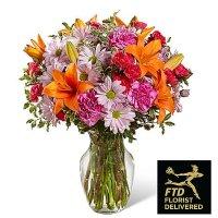 Light of My Life Bouquet(Premium)