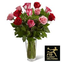 True Romance Rose Bouquet (Standard)