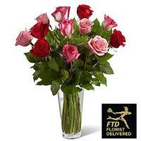 True Romance Rose Bouquet (Standard)