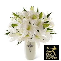 Faithful Blessings Bouquet (Deluxe)