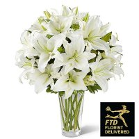 Spirited Grace Lily Bouquet (Standard)