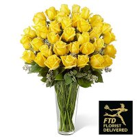 Yellow Rose Bouquet (Ultimate)