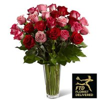 True Romance Rose Bouquet (Premium)