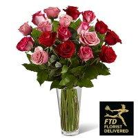 True Romance Rose Bouquet (Deluxe)