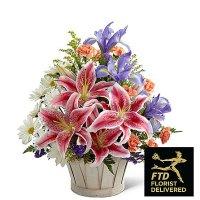 Wondrous Nature Bouquet(Deluxe)