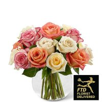 Sundance Rose Bouquet (Standard)