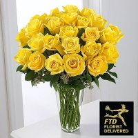 Yellow Rose Bouquet (Premium)