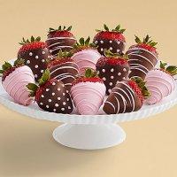 Full Dozen It's a Girl Strawberries