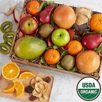 Organic Fresh & Dried Fruit